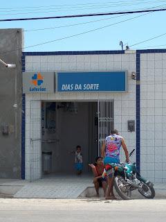 """CASA LOTÉRICA - DIAS DA SORTE """"LOTERIAS"""" EM SÃO BENTO DO NORTE/RN (84) 3260-2289"""