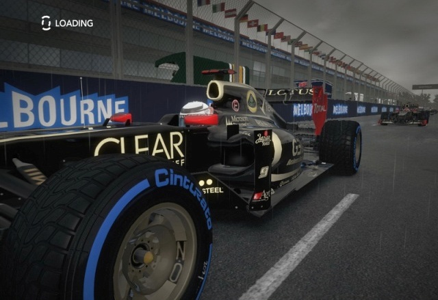 F1 2012 PC Games Gameplay