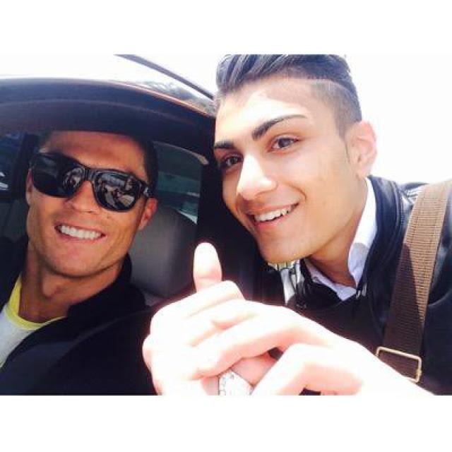 Pria ini Habiskan Ribuan Pounds Demi Mirip Cristiano Ronaldo