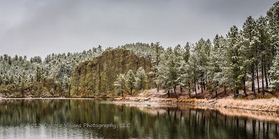 Legion Lake, Black Hills photography, Custer State Park