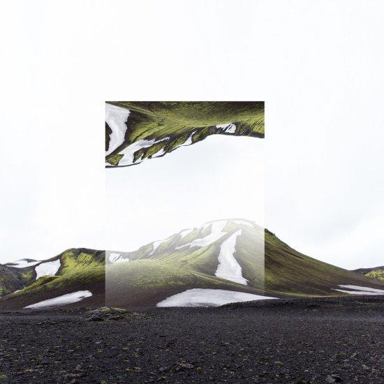 Victoria Siemer witchoria fotografia e photoshop surreal figuras geométricas paisagens invertidas
