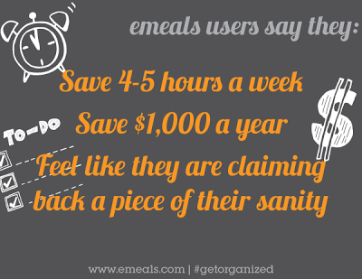 eMeals #gethealthy