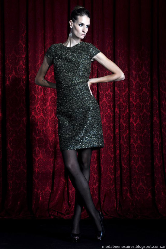 Solo Ivanka moda vestidos 2013