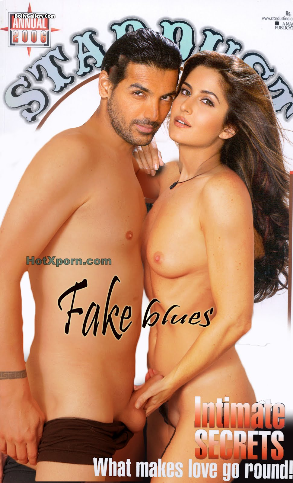 Hot Bollywood Actress Katrina Kaif Ready To Fucked By John Abraham Nude Photoshoot Fake