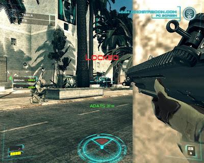 Ghost Recon Advanced Warfighter Pc