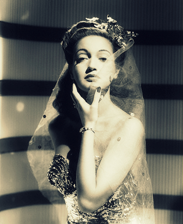Dorothy Lamour The Road To Romance...For Bing Bob And You!