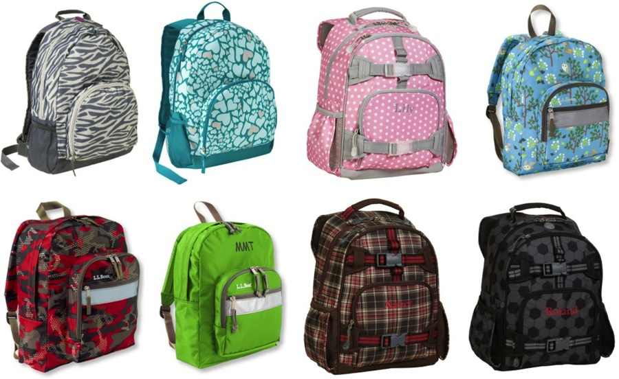 Getting ready for School: backpacks that fit – MADE EVERYDAY