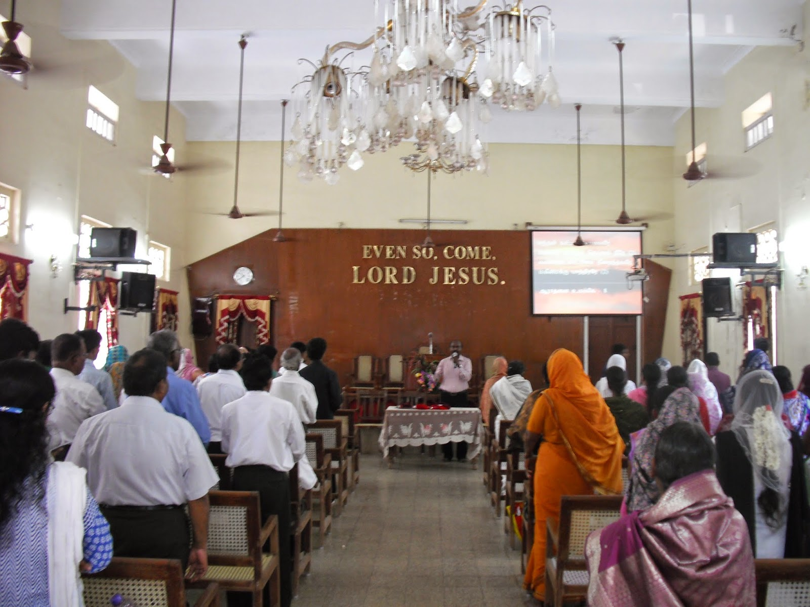 The Oldest Seventh Day Adventist Church Building Of India