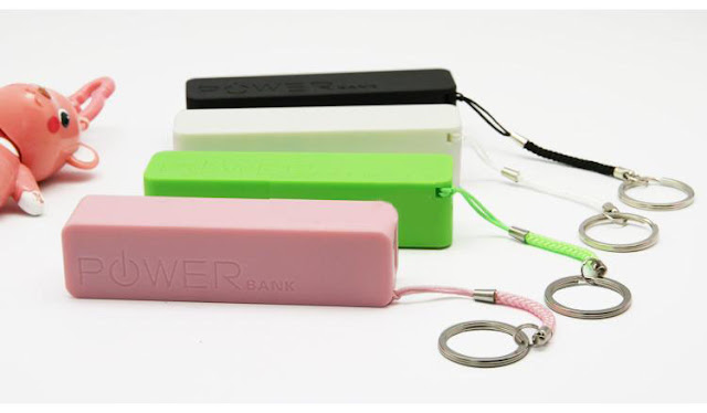 Perfume Power Bank 2,600 mAh