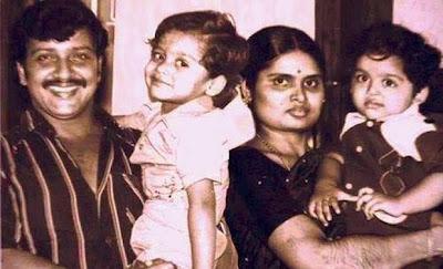 Sivakumar family