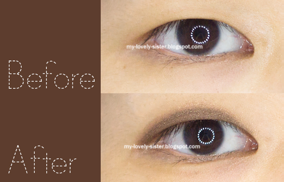 ... love: Thursday's Tips 46 : Simple and Natural Monolid Eye Makeup Look