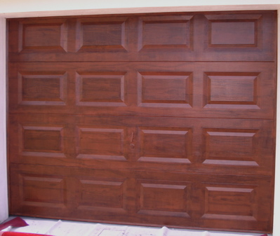 Faux painting get advice and tips from a professional for Faux painted garage doors