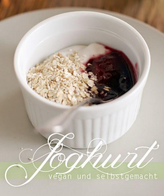 wurzelweber veganer joghurt aus hafermilch und kokosmilch. Black Bedroom Furniture Sets. Home Design Ideas