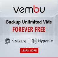 Backup para VM