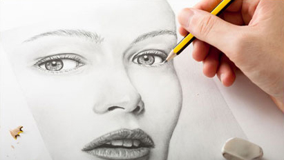 linda s voice how to draw a pair of eyes lesson