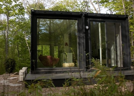 Shipping container homes july 2011 for Studio container prix