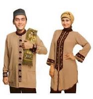 Model Baju Muslima Untuk Labaran