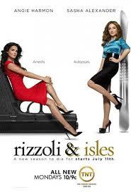 Assistir Rizzoli And Isles 3 Temporada Online Dublado e Legendado