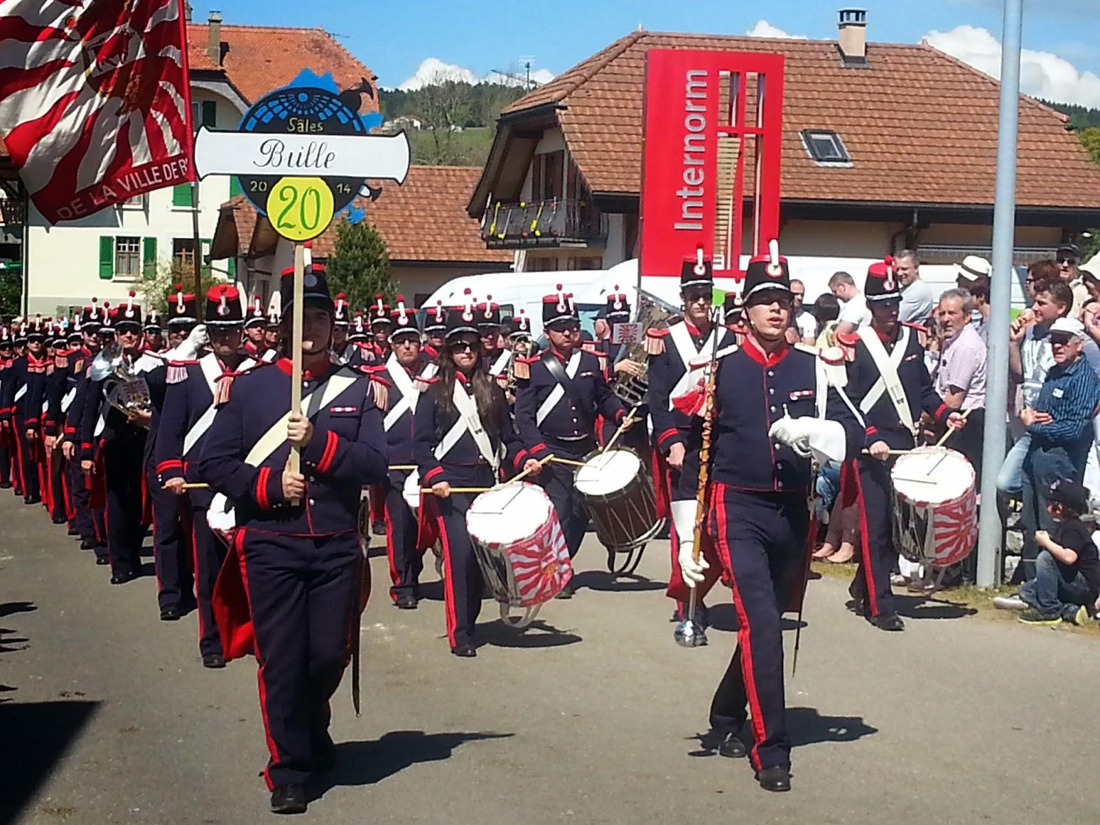 Festa da Música na Suíça.