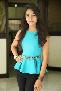 Kenisha Chandran Stills At Jagannatakam Movie Release Press Meet 7.jpg