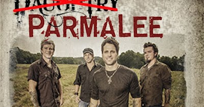 Farce the music single review parmalee carolina for Farcical waste of time