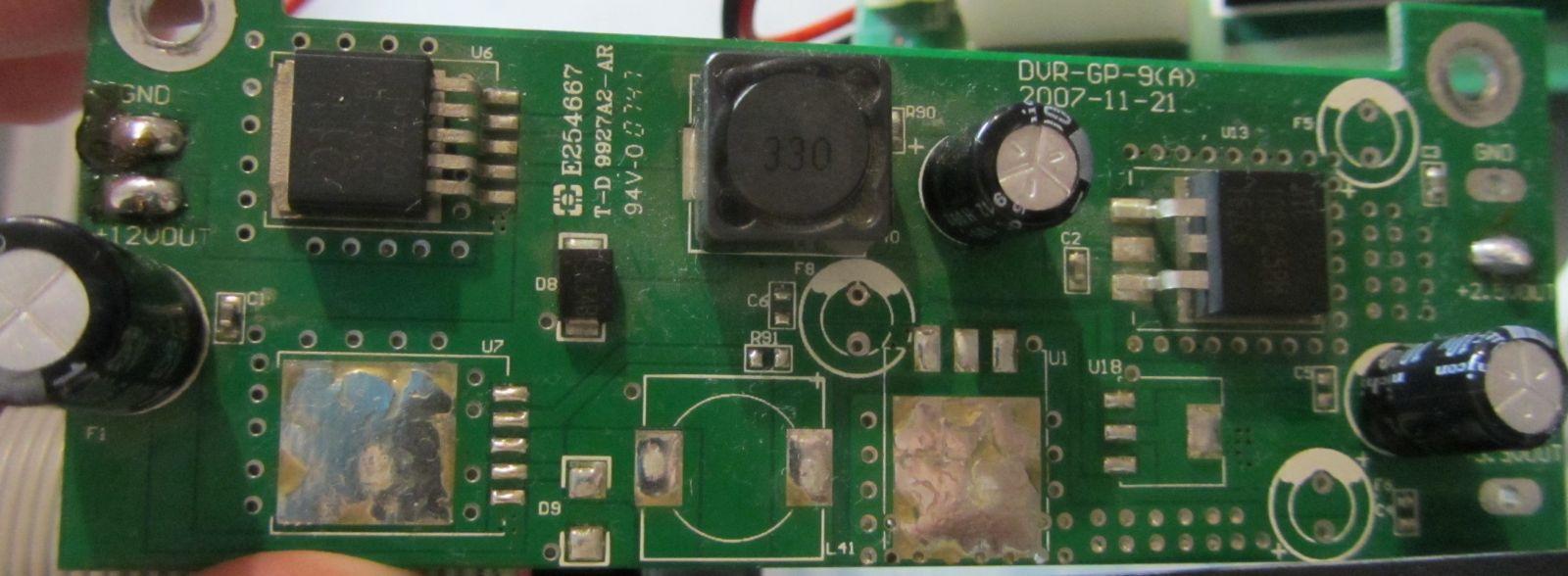 Hack Corellation: Follow-up on 2x DVR repair