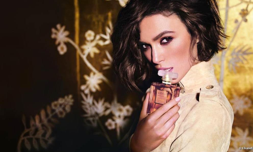 keira knightley chanel coco mademoiselle commercial. Sneak Peek actress Keira