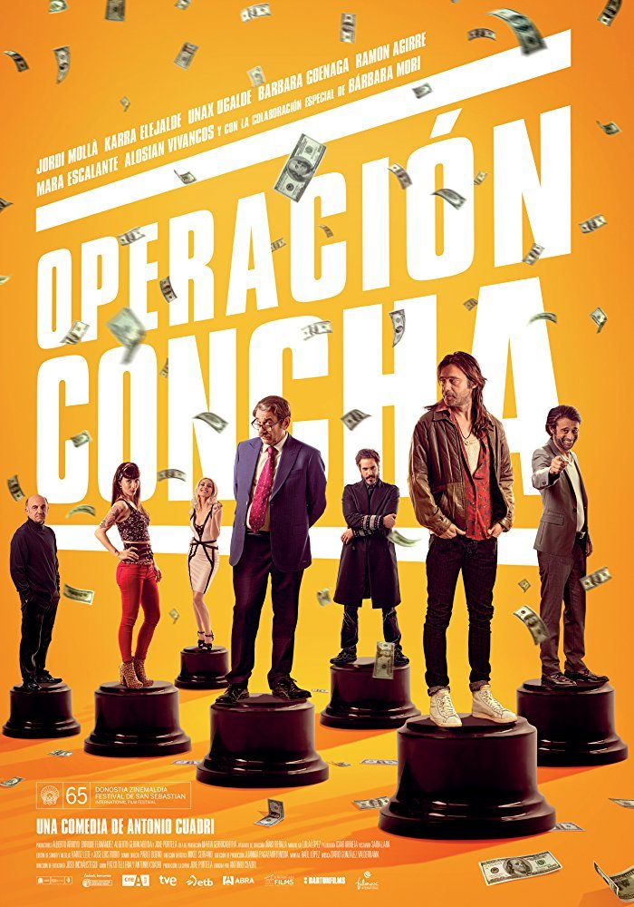 Operação Concha - Legendado Torrent Download