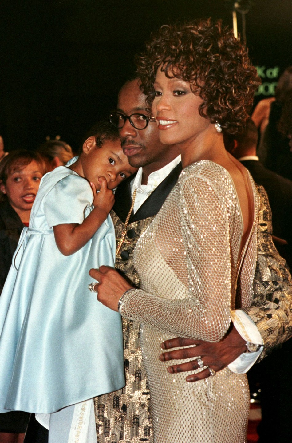 Bobbi Kristina Hospitalized - Whitney Houston s Daughter Photos of whitney houston and bobbi kristina
