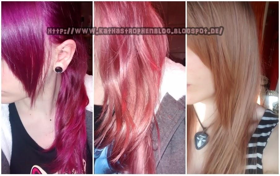 Haarfarbe rauswaschen directions