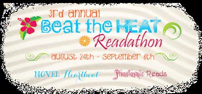 Beat the Heat Readathon Updates