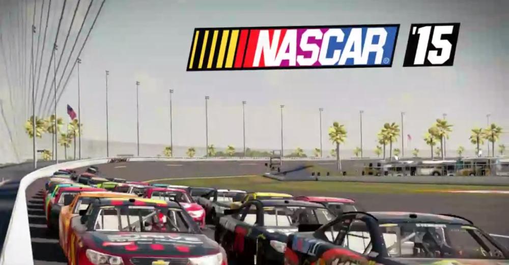 NASCAR 15 PC Download Poster