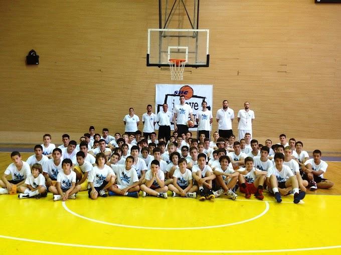 Ο Λουκάς Μαυροκεφαλίδης στο Salonica Basketball Camp-Αρχισε και το 2ο shooting camp-Φωτορεπορτάζ