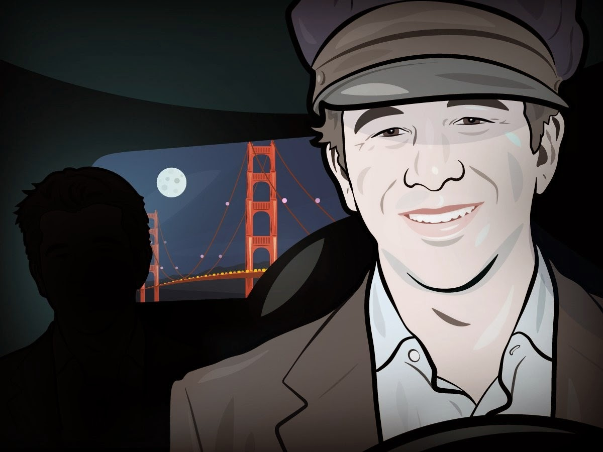 Travis Kalanick uses the services of Uber, which has existed since 2009 and which is a co-founder.