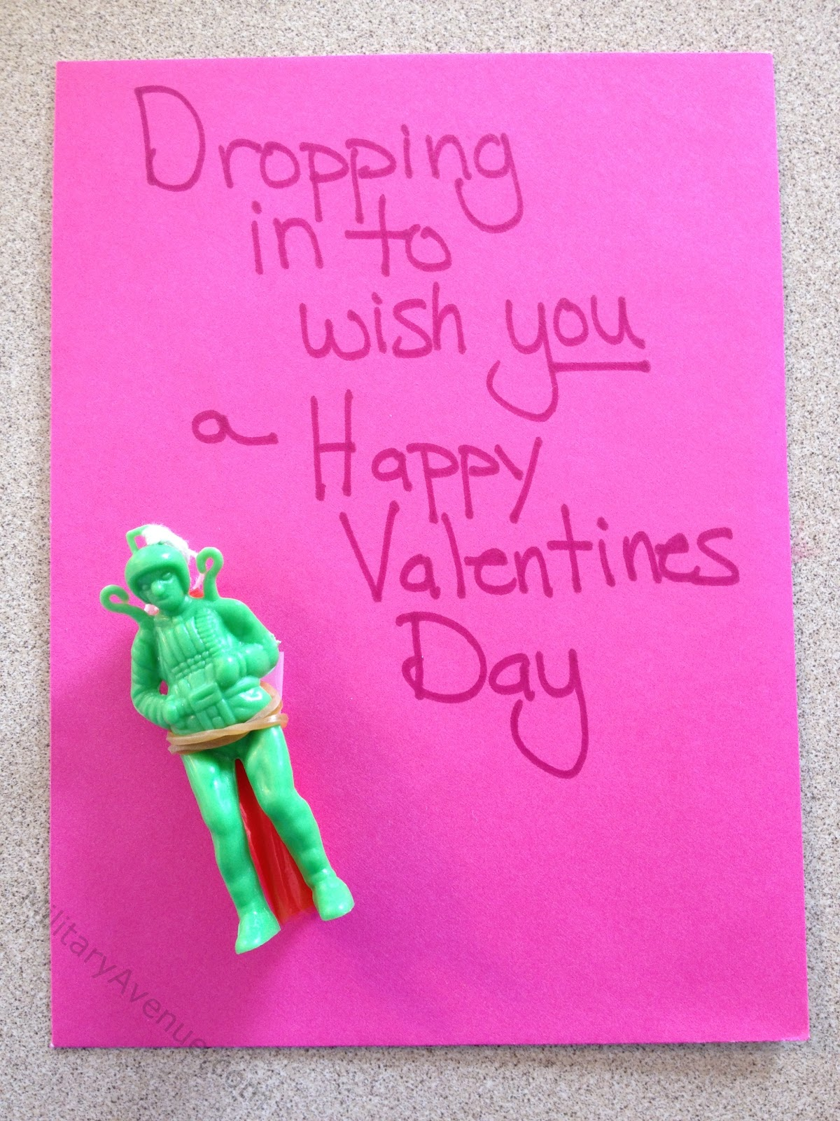 The MilitaryFamily Simple Homemade Valentines – Valentine Cards Make Your Own