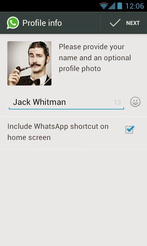 WhatsApp Messenger Android Apk Uygulaması resimi 3
