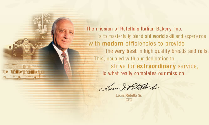 Bakery mission statement