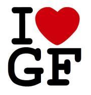 I heart gluten free love