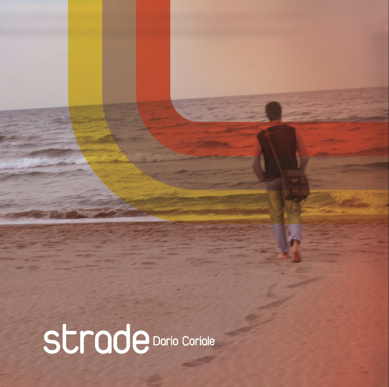La copertina del Cd Strade di Dario Coriale.