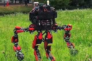 Schaft Google Robot - Science fiction and fantasy - Robots come to life!