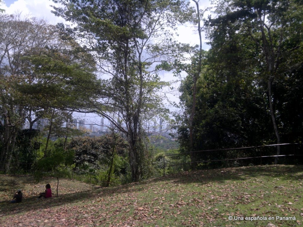 parque natural metropolitano bosque seco