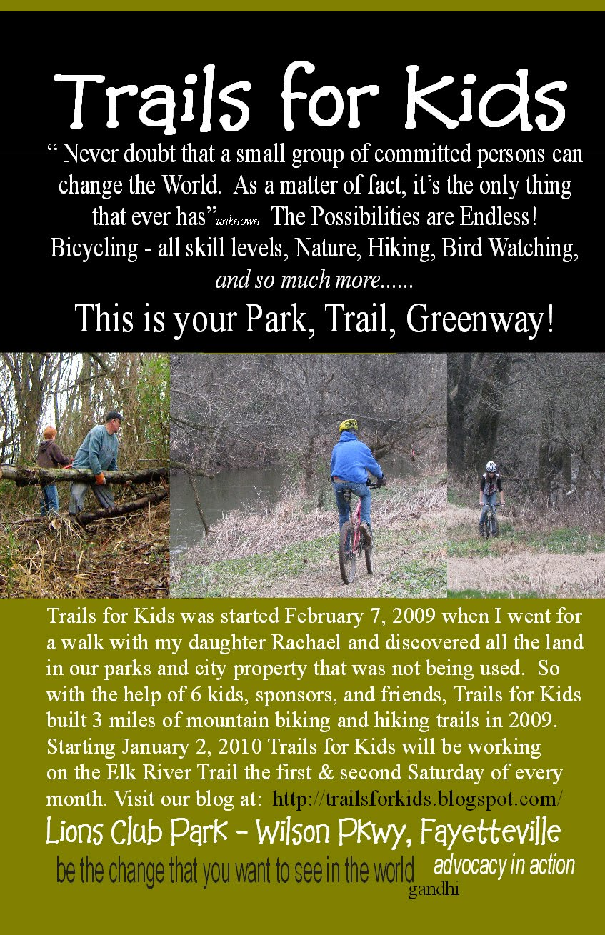 Trails for Kids