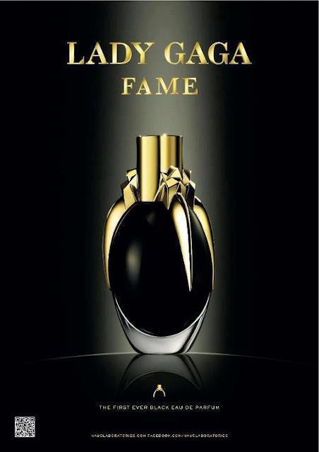 Lady Gaga à Paris en septembre pour lancer son parfum