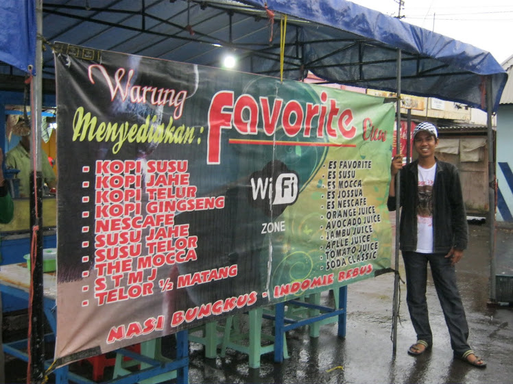 warung favorite crew