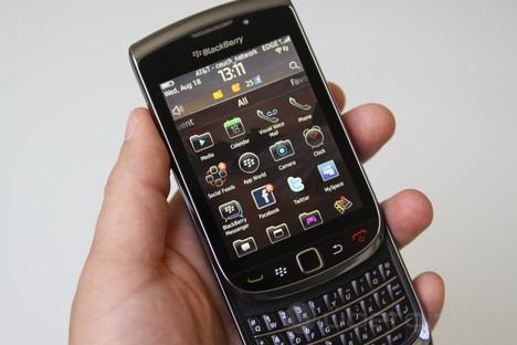 Harga Blackberry Torch 9800 di Malaysia