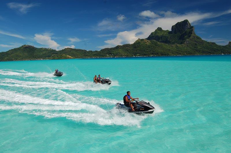 Clear Water Jet Ski 28