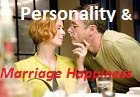 Personality & Marriage Happiness