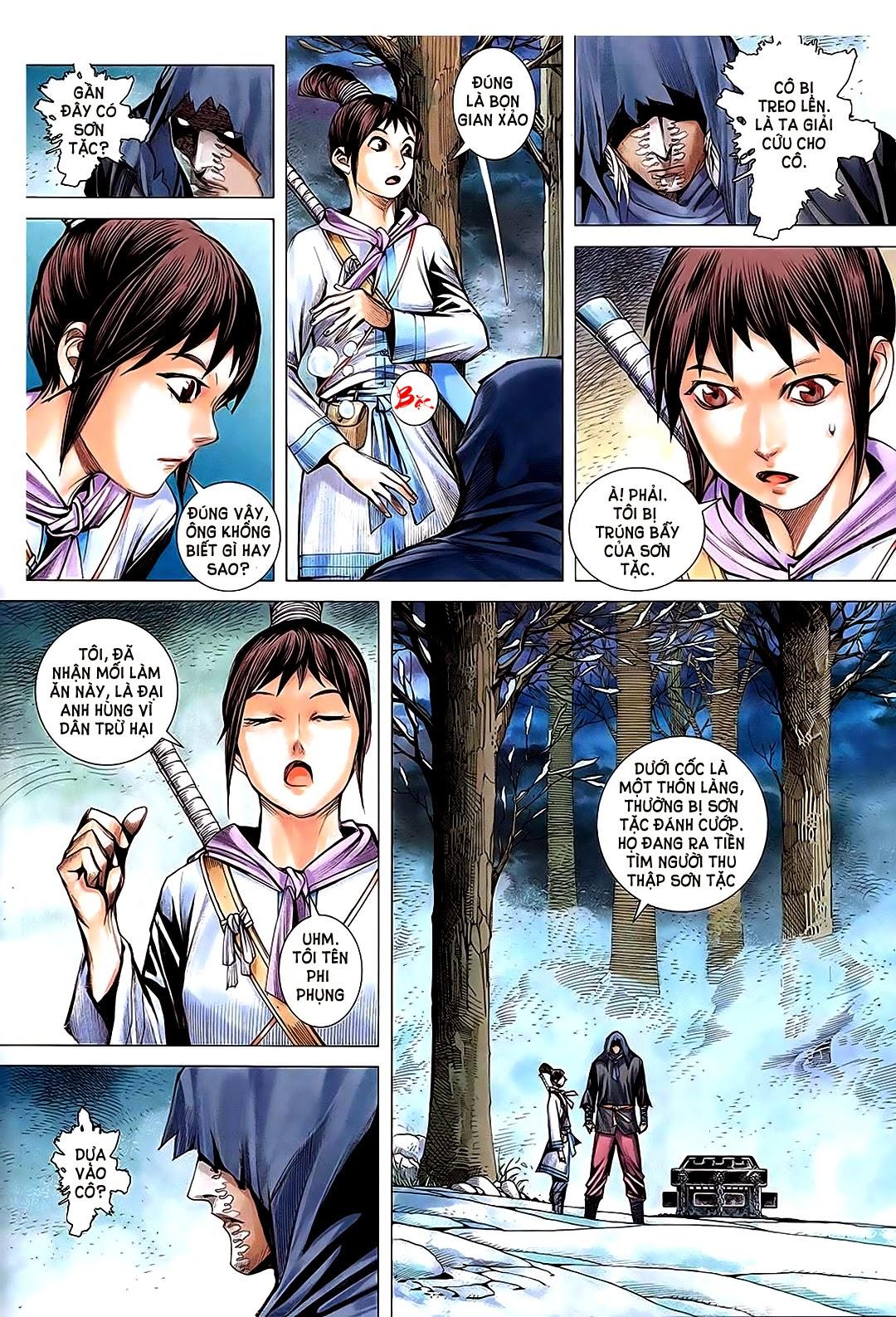 Phong Thần Ký Chap 182 - Trang 14
