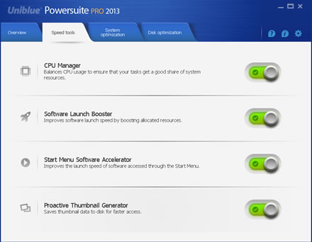 Release Name: Uniblue PowerSuite Pro 2013 4.1.3.0