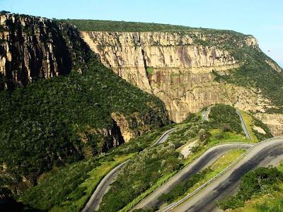 Serra de Leba – Angola